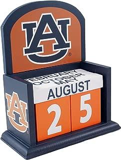 Hanna's Handiworks Auburn University Perpetual Calendar