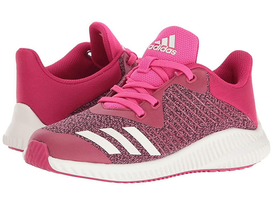 adidas Kids FortaRun (Little Kid/Big Kid) (Bold Pink/White/Shock Pink) Girls Shoes