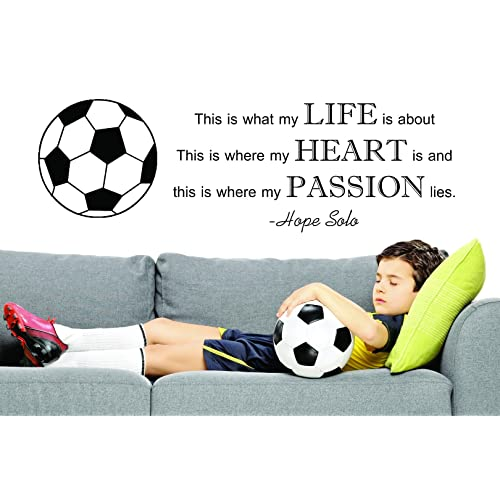 Soccer Quotes: Amazon.com