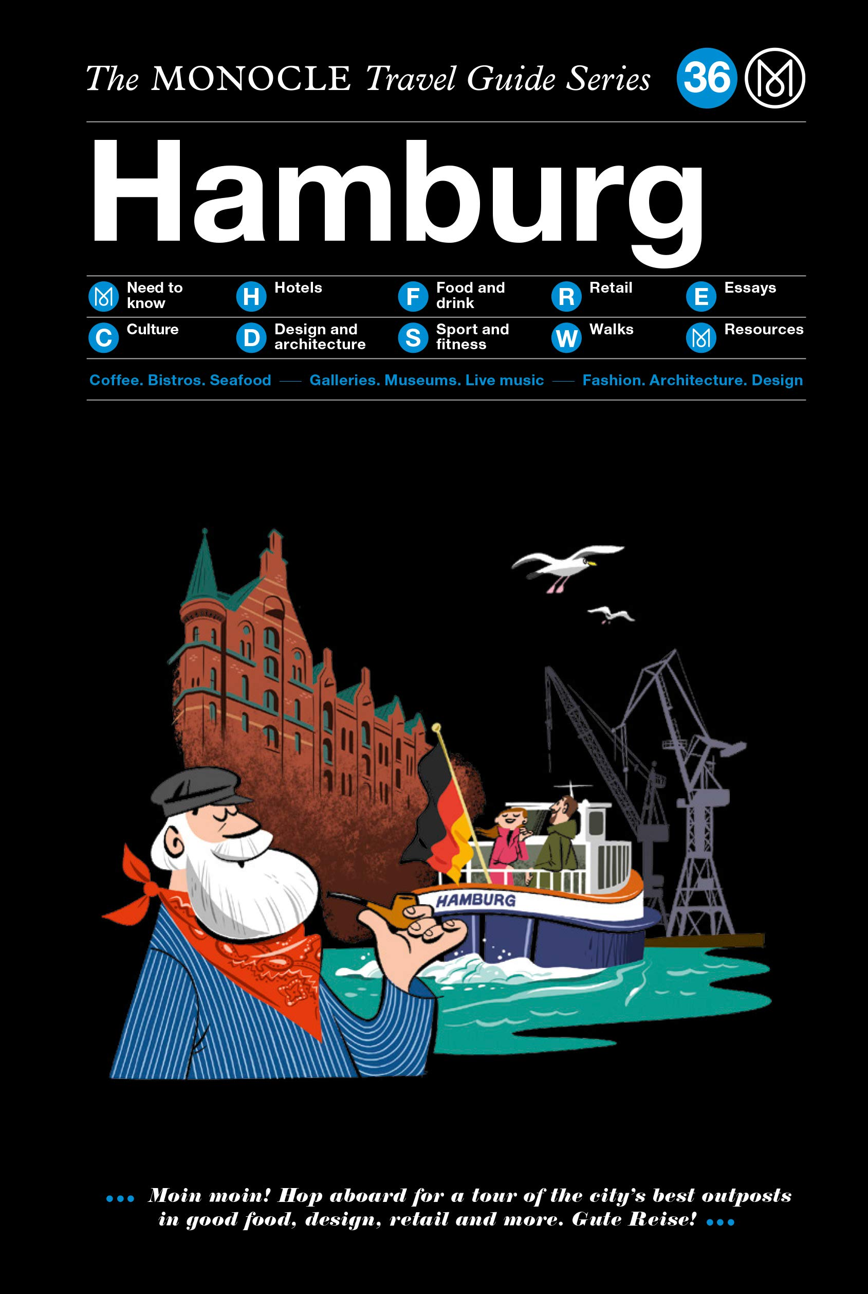 Image OfHamburg: The Monocle Travel Guide Series Idioma Inglés