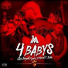 Cuatro Babys [Explicit]