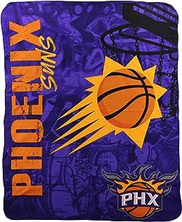 65abe95258c Amazon.com  NBA - Throw Blankets   Bedding  Sports   Outdoors