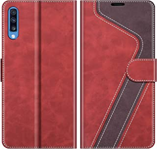 comprar comparacion MOBESV Funda para Samsung Galaxy A70, Funda Libro Samsung A70, Funda Móvil Samsung Galaxy A70 Magnético Carcasa para Samsu...