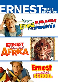 Ernest: (Ernest in the Army / Ernest Goes to School / Ernest Goes to Africa)