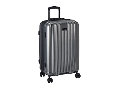 Kenneth Cole Reaction Rush Hour Collection Pet 24 Upright (Silver) Luggage