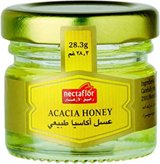 Nectaflor Acacia Honey Jar, 28.3 gm