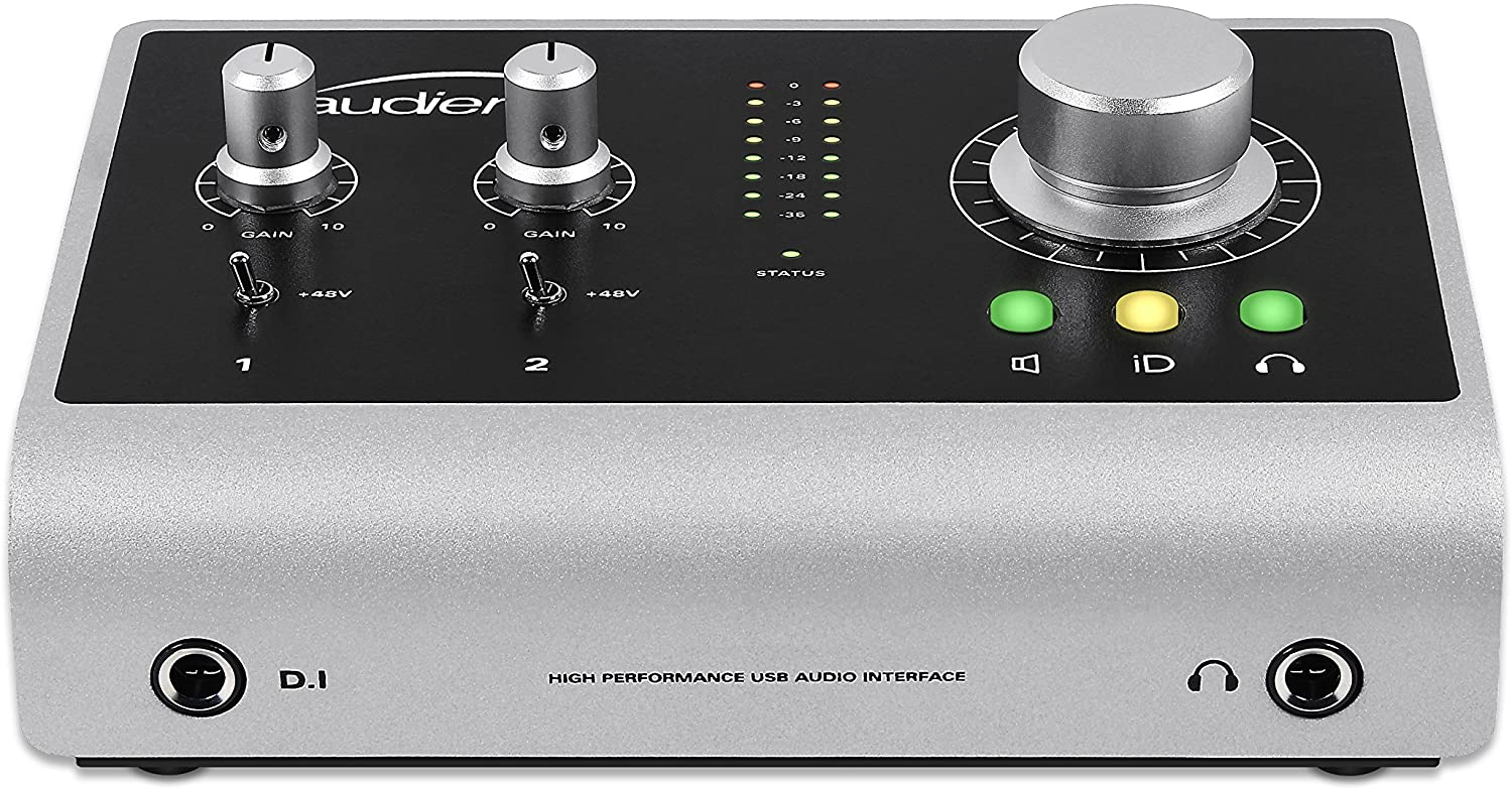 Audient iD14 Max 75% Baltimore Mall OFF High Performance USB Audio Interface