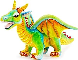 VIAHART Drevnar The Dragon | 26 Inch Stuffed Animal Plush | by Tiger Tale Toys