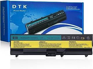 DTK Batería de Repuesto para Portátil Lenovo IBM Thinkpad Sl410 Sl410k Sl510 T410 T410i T420 T510 T510i T520 E40 E50 E420 E520 Series batería del Cuaderno, Thinkpad W510 W520 [10.8V 4400MAH]