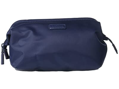 Lipault Paris Plume Accessories Medium Toiletry Kit (Navy) Wallet