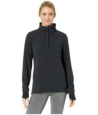 The North Face Mountain Sweatshirt Pullover (TNF Black) Women