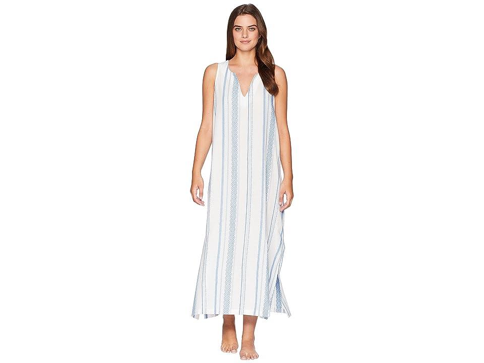 BedHead Pajamas Santori Stripe Tunic (Santorini Stripe) Women