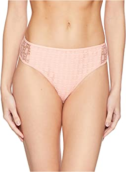 Lacy Days Contrast Side Hipster Bottom