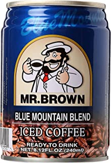 Mr.Brown Iced Coffee (Blue Mountain Blend)