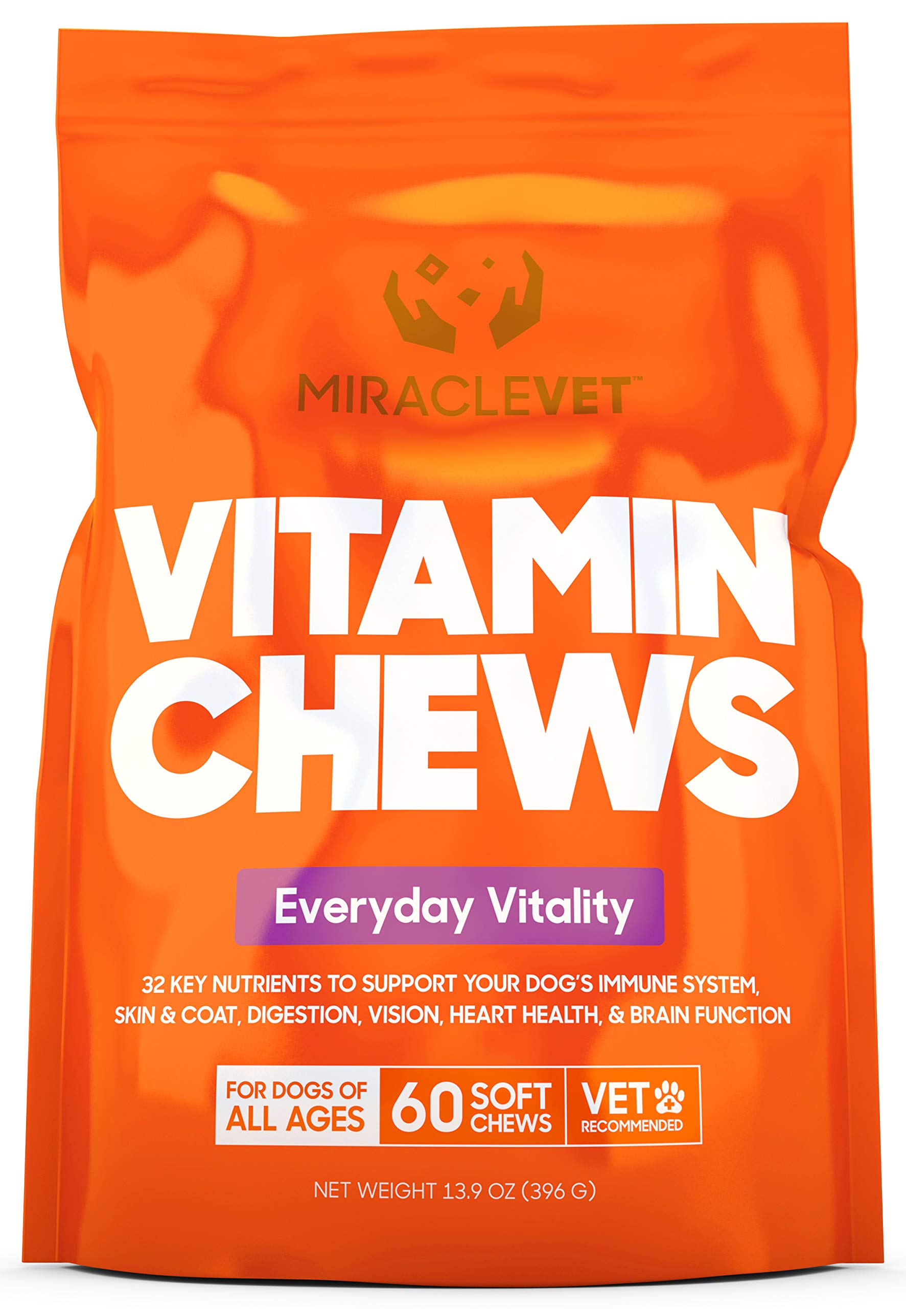 Miracle Vet Multivitamin Treats Dogs