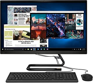 Lenovo IdeaCentre AIO3, All in One Desktop, Intel Core i5-10400T, 27 inch FHD, 8GB RAM, 512GB SSD, AMD Radeon 625 2GB GDDR...