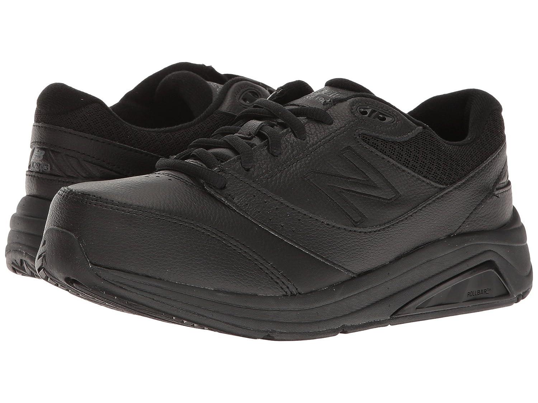 (ニューバランス) New Balance メンズランニングシューズ?スニーカー?靴 WW928v3 Black/Black ブラック/ブラック 8.5 (26.5cm) EE