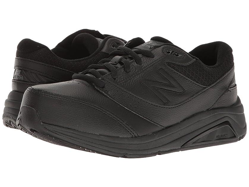 別々に謎めいた乱れ[new balance(ニューバランス)] レディースランニングシューズ?スニーカー?靴 WW928v3 Black/Black 6 (23cm) 2A - Narrow [並行輸入品]