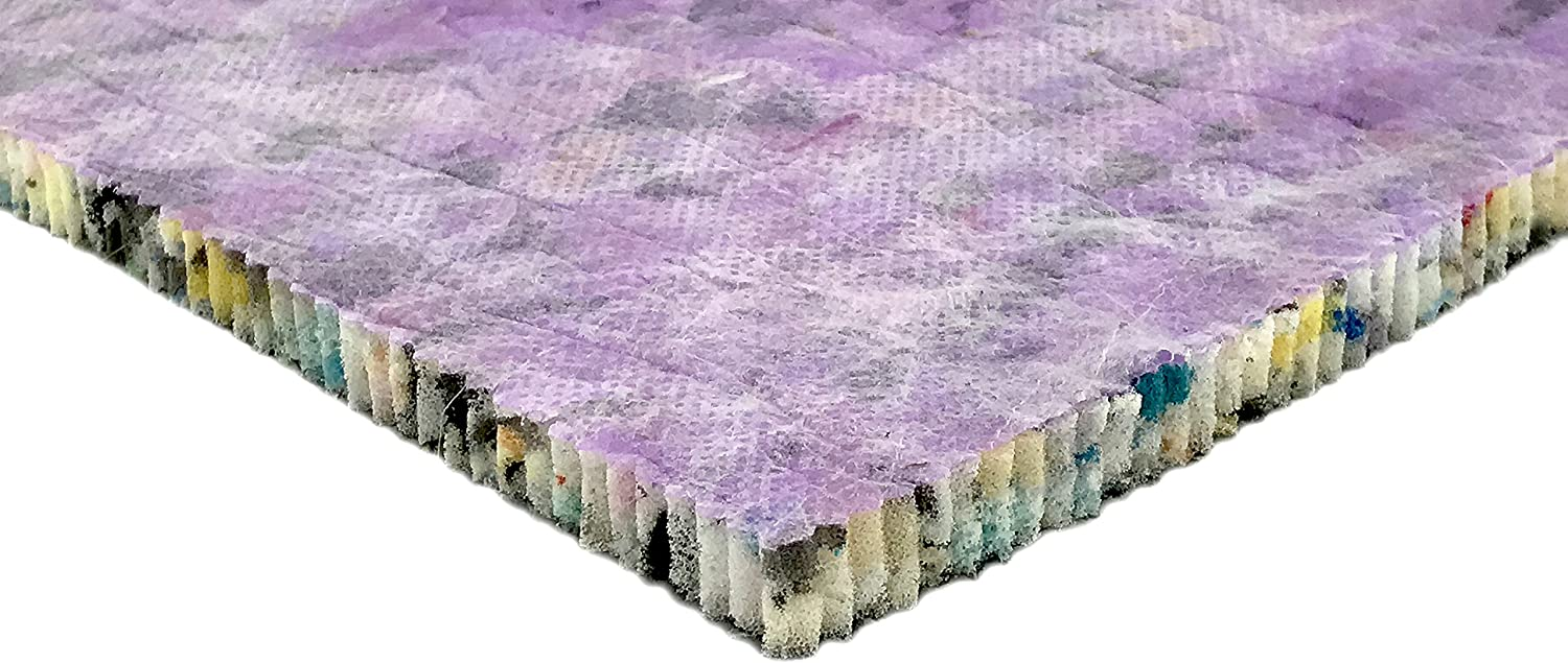 12mm Thick Spring Pu Foam Carpet Underlay Good Quality Cheap Amazon Co Uk Kitchen Home