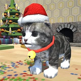 Cute Kitten Christmas Pet