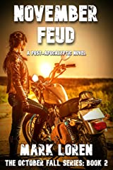 NOVEMBER FEUD (October Fall series Book 2) Kindle Edition