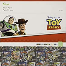 Cricut Deluxe Paper, Disney, Toy Story