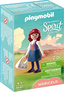Playmobil 9481 Spirit Riding Free Maricela Play Figure (2 Pieces)