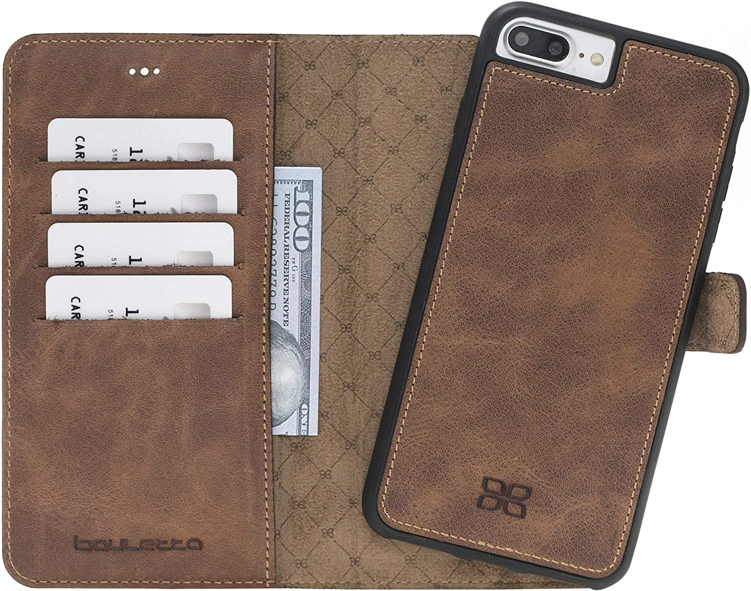 Bouletta Magic Free Shipping New Wallet Genuine Leather Under blast sales Phone Appl Case Mobile for