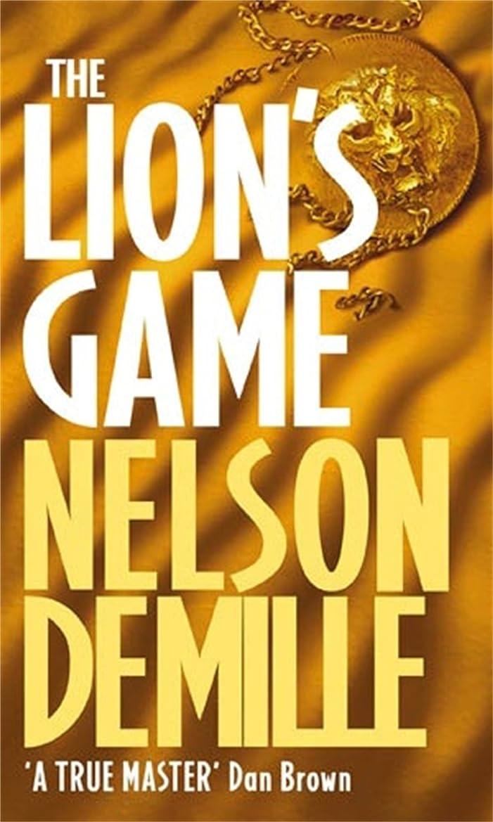 散るセットアップ誘発するThe Lion's Game: Number 2 in series (John Corey) (English Edition)