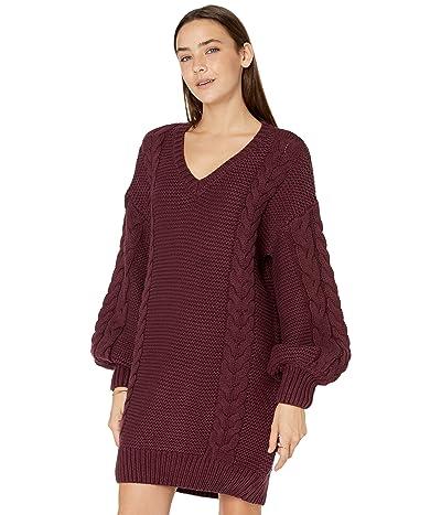 Bardot Bell Knit Dress