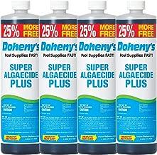 Doheny's Super Algaecide Plus (4) 1 Qt. + 32 oz. Free!