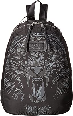 John Varvatos Star U.S.A. - Tiger Printed Backpack