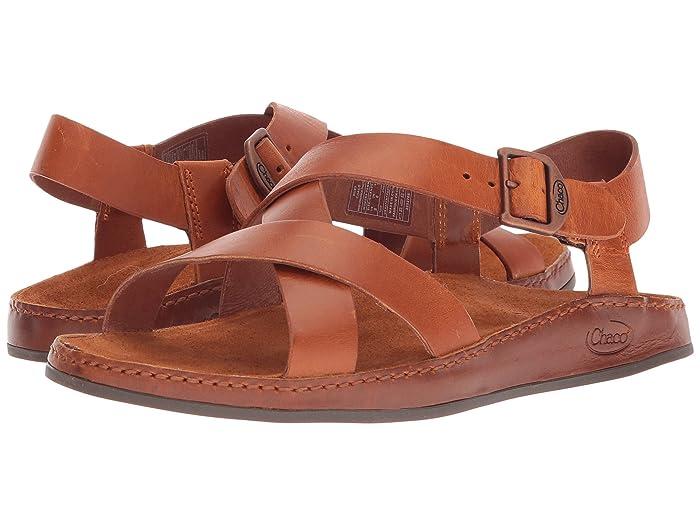 Chaco  Wayfarer (Rust) Womens Sandals
