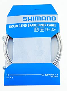 SHIMANO Stainless Steel Universal Brake Cable (1.6x2050-mm)
