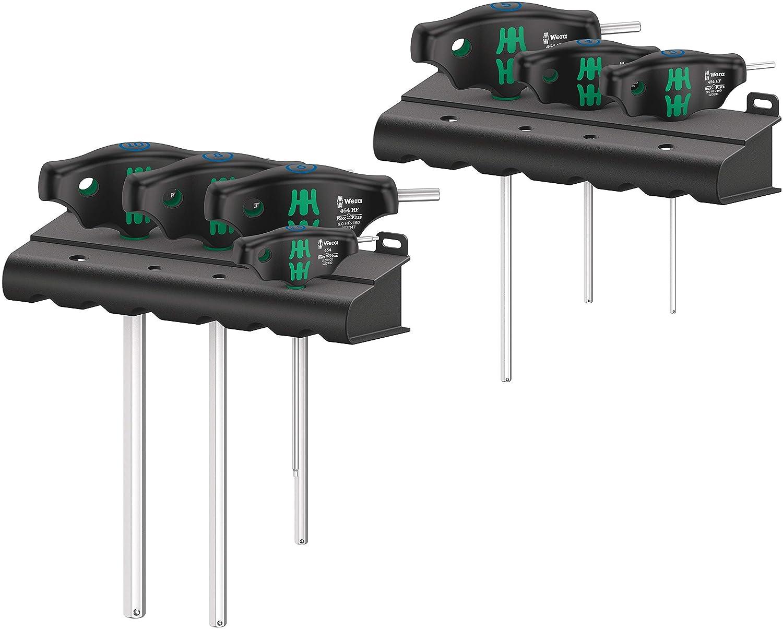 454 7 HF New sales Set Super special price 1 T-Handle Screwdrivers Hex-Plus wi Screwdriver