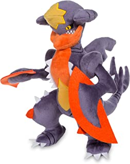 Pokemon Center Mega Garchomp Poké Plush (Large Size) - 9 1/4""