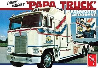 AMT 932/06 Papa1/25 Tyrone Malone Kenworth Transporter Papa Truck