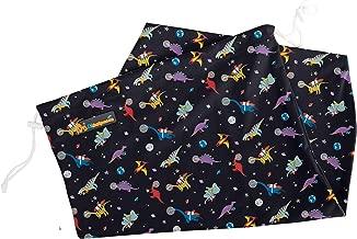 Lil Helper Multipurpose Large Wet Bag for Diapers, Beach, Swimwear, Pool, Gym, Travel (Space Dinos)