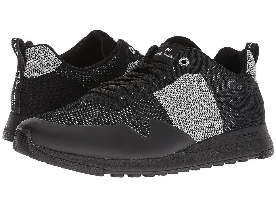 Paul Smith Rappid Sneaker (Black Reflective) Men