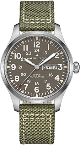 Khaki Field Day Date Auto - H70535081