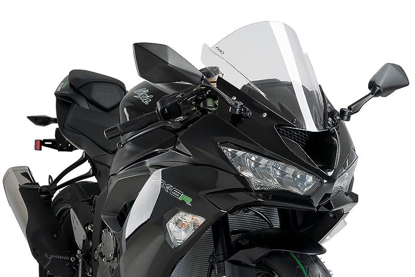 Puig Racing Screen 3177W for Kawasaki ZX-6R 636 19'