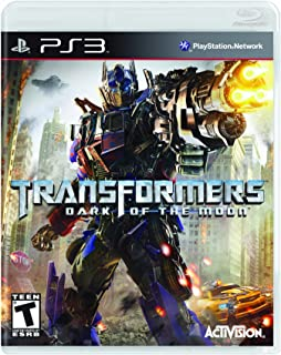 Transformers: Dark of the Moon - Playstation 3