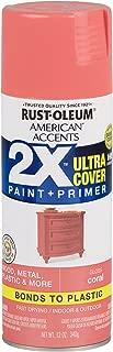 Best dark coral spray paint Reviews