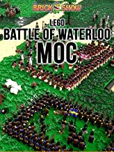 Clip: Lego Battle of Waterloo MOC