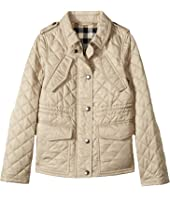 Burberry Kids - Neals Quilted Jacket (Little Kids/Big Kids)