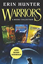 Warriors 3-Book Collection with Bonus Material: Warriors #1: Into the Wild; Warriors #2: Fire and Ice; Warriors #3: Forest of Secrets (Warriors: The Prophecies Begin)