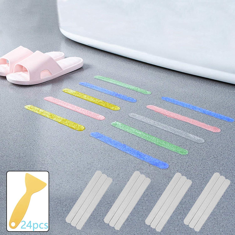 GGCACINO Anti Non Max 63% OFF Slip Sales for sale Shower Bathtub Treads Stickers - Pics 24