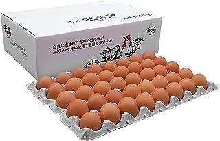 吉野MICA卵 80個 奈良県産 こだわり 高級卵 大阪府鶏卵品評会最優秀賞受賞 ラッピング 対応可