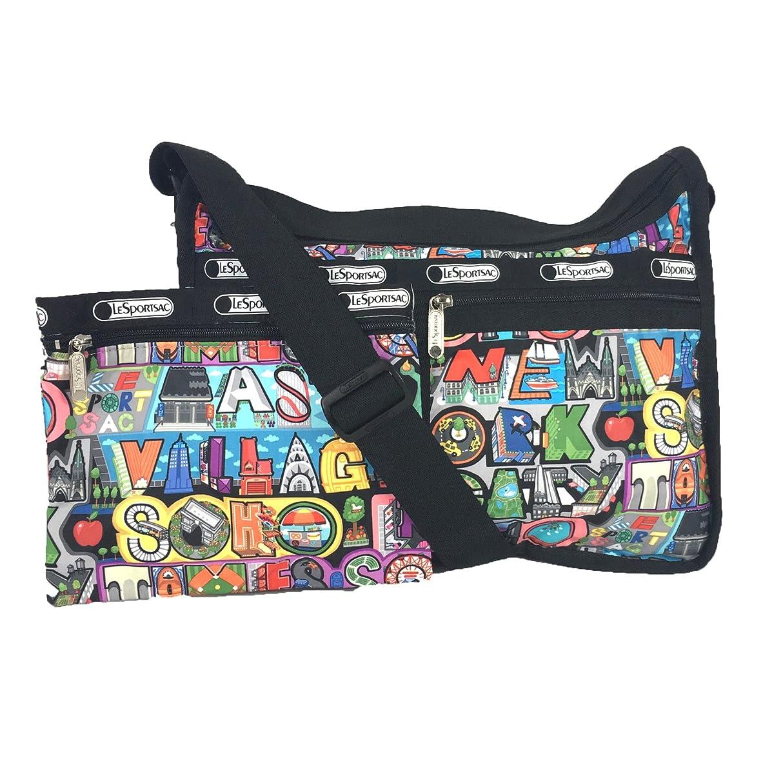 無線政治家フリルLeSportsac Deluxe Everyday Bag、NYC?–?New York City Exclusive