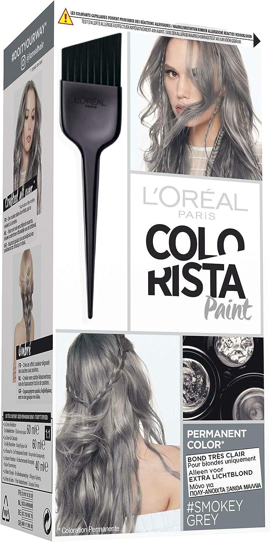 Colorista LOréal Paris Colorista Paint - Coloración permanente, color gris